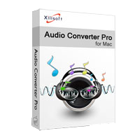 Xilisoft Audio Converter Pro for Mac