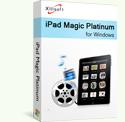 iPad Magic Platinum