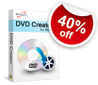 40% off for Xilisoft DVD Creator