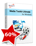 60% off for Xilisoft Media Toolkit Ultimate