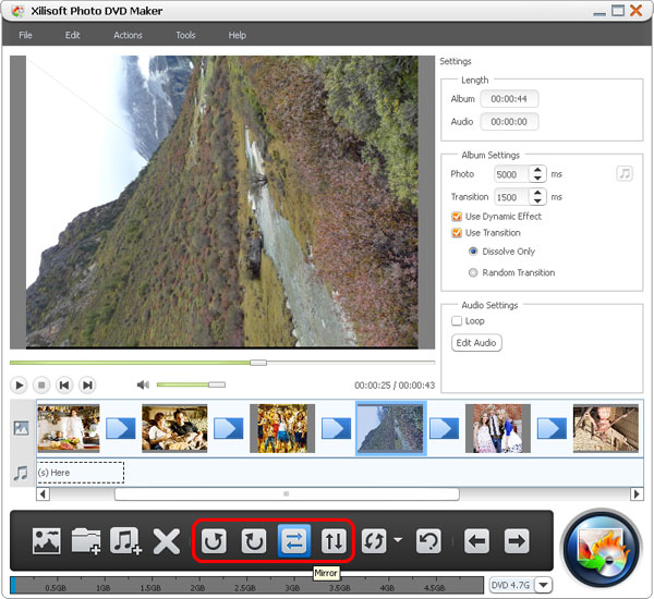 Xilisoft Photo DVD Maker