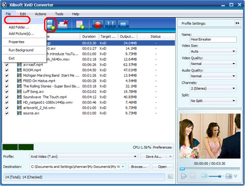 How To Convert Xvid To Mp4