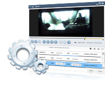 Blue ray ripper, Convert blue ray disc