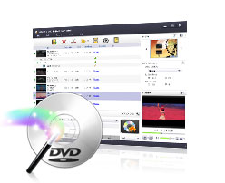Create DVD movie