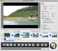 Xilisoft Photo DVD Maker for Mac